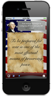 Texts From Founding Fathers 6.9 Screen shot